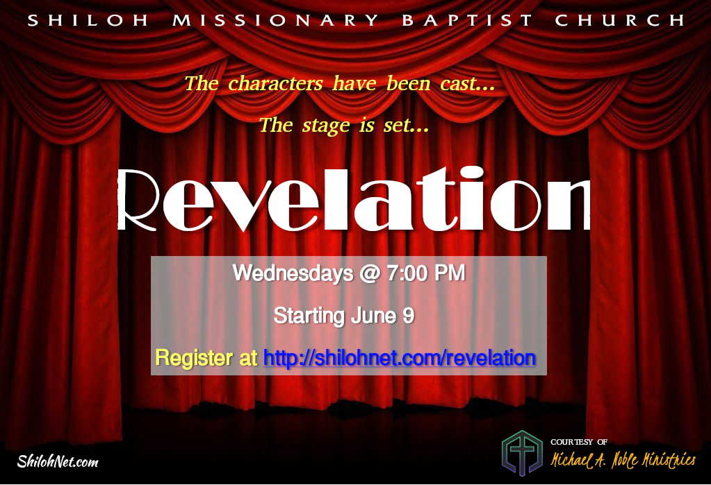 """Sign up for """"Revelation"""" today!"""